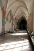 Cracow - galleries of the St Catherine's Church — Stock Photo