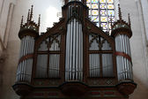 Krakow - St. Catherine's church interior — Stock Photo