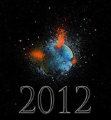 2012 End of Days — Stock Photo