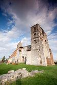 Church ruin — Stock Photo