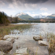 Strbske pleso lake - Stock Photo
