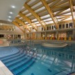 Indoor swimming pool — Stock Photo #5944954