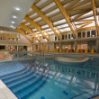 Stock Photo: Indoor swimming pool