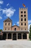 Santa Maria de Ripoll — Stock Photo
