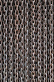 Many chain background — Stock Photo