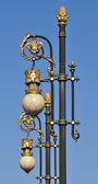 Lamps detail - Royal Palace - Madrid — Stock Photo