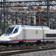 Spanish high speed train - Stock Photo