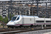 Spanish high speed train — Stock Photo