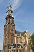 Westerkerk - Amsterdam — Stok fotoğraf