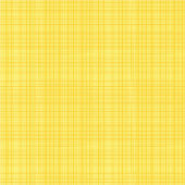 Seamless yellow fabric texture — Stock Vector