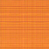 Seamless orange fabric texture — Stock Vector