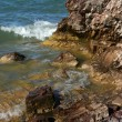 Rocky coast - Stock Photo