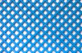 Wit-blauw samenstelling van de cellen van net, — Stockfoto