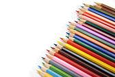 Uppsättning av pennor — Stockfoto