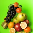 Rich assortment of fruit — Stock Photo
