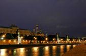 Cidades de moscovo — Foto Stock