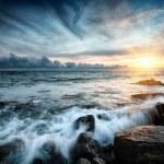 Sunset at Sea. — Stock Photo #6173659