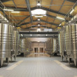 Stock Photo: Modern Winery