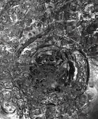 Kitchen sink abstract — Stock Photo