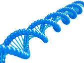 DNA model. — Stock Photo