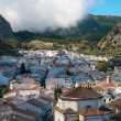 Whitewashed Andalusian town — Stock Photo