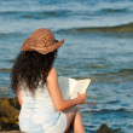 The pleasure of reading — Stock Photo #6592763
