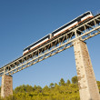 Railway bridge — Stock Photo #6742042
