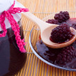 Blackberry jam — Foto Stock