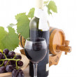 Red wine — Stock Photo #6700124