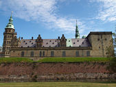 Kronborg Castle — Fotografia Stock