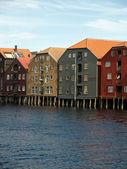 Trondheim — Stock Photo