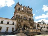Mosteiro de Santa Maria de Alcobaca-Portugal — Stock Photo