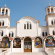 Stock Photo: Church in greece