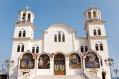 Church in greece — Stock Photo