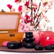 Royalty-Free Stock Photo: Spa set for massage