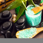 Set for beauty treatment — Stock Photo #5560557