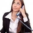 Boring call — Foto de Stock