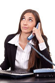 Boring call — Stock Photo