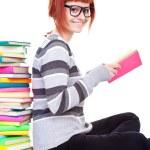 Smart student — Stock Photo #5615979