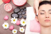 Spa center, cosmetic massage — Stock Photo