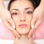 Spa treatment of head — Stock Photo #5667169