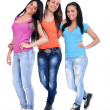 Teenagers girls — Stock Photo
