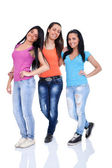 Teenagers girls — Stockfoto
