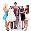 Fashion shopping - Stockfoto
