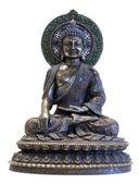 Earth Touching Pose Sitting Buddha — Stock Photo