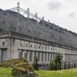 Historic Bonneville Lock and Dam Powerhouse — Stock Photo #5856417