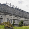 Historic Bonneville Lock and Dam Powerhouse — Foto Stock #5856417
