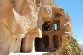 Ancient church (Cappadocia) — Stock Photo