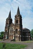 Kostel in Dneprodzerzhisk — Stock Photo