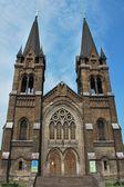 Kostel in Dneprodzerzhinsk — Stock Photo